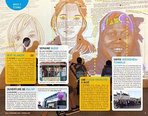 Magazine du 19° Arrondissement de Paris - Février 2017