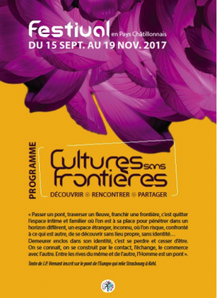 Cultures sans frontières / Kulturen ohne Grenzen <br/> http://moenmots.de/de/divers-sonstiges/105-culture-sans-frontieres