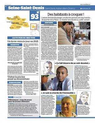 Le Parisien 23 novembre 2017 (Fichier PDF)