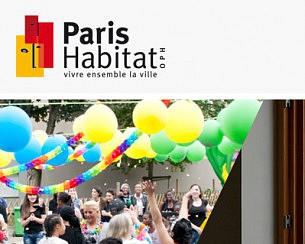 Site Paris Habitat / Nuit blanche 2016 <br/>http://www.parishabitat.fr/Pages/Paris-Habitat-partenaire-de-la-nuit-blanche.aspx