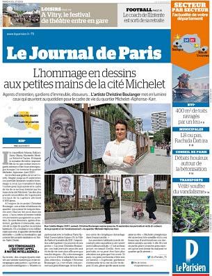Le Parisien - Juillet 2019  (Fichier PDF)