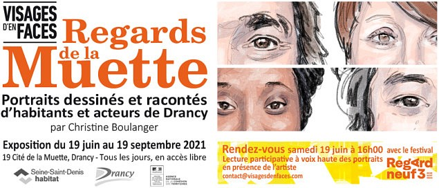 Save the date ! Inauguration de l'exposition «Regards de la Muette»