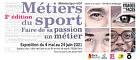 2e édition de l'exposition sur les métiers du sport